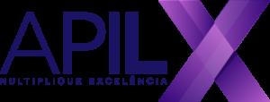ApilX - Multiplicando excelência (Logotipo)